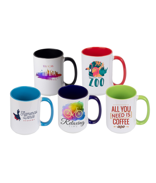 15oz Inner Color Mug