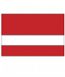 "Rowmark Value Mattes Red/White 1/16"" Engraving Plastic"