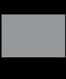 "Rowmark ADA Alternative Silver Grey 1/16"" Engraving Plastic"