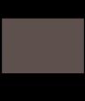 "Rowmark ADA Alternative Cinder 1/16"" Engraving Plastic"
