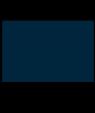 "Rowmark ADA Alternative Marine Blue 1/16"" Engraving Plastic"