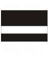 "Rowmark FlexiColor Black/White .020"" Engraving Plastic"