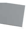 "Rowmark ColorHues Storm Grey 1/8"" Engraving Plastic"