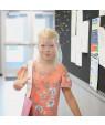 .010 Children's Adjustable Face Shield (25 piece carton)