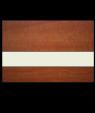 "Rowmark LaserMax Cinnamon Stick/Ash 1/16"" Engraving Plastic"