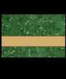 """Rowmark LaserMax Verde Green/Gold 1/16"""" Engraving Plastic"""
