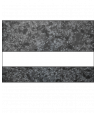 """IPI Laserables Matte Deep Charcoal Marble/White 1/16"""" Engraving Plastic"""