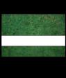 """IPI Laserables Gloss Verde Green Marble Gold Fleck/White 1/16"""" Engraving Plastic"""