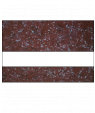 "IPI Laserables Gloss Wild Cranberry Marble/White 1/16"" Engraving Plastic"