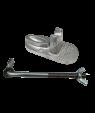 Roper Whitney Aluminum Base for Bench Mounting #5 JR Hole Punch
