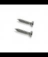 "Stainless Steel 1-1/2"" Phillips Flat Head Screw"