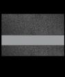 """IPI Architectural Stones Gloss Ebony Polished Stone/Pewter 1/16"""" Engraving Plastic"""