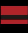 """IPI Primary Plus Spectrum Red/Black 1/16"""" Engraving Plastic"""