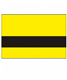 Scott-Ply Colors Sunlight Yellow/Black Engraving Plastic