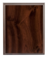 "Laminated Cherry 7"" x 9"" Plaque Base"